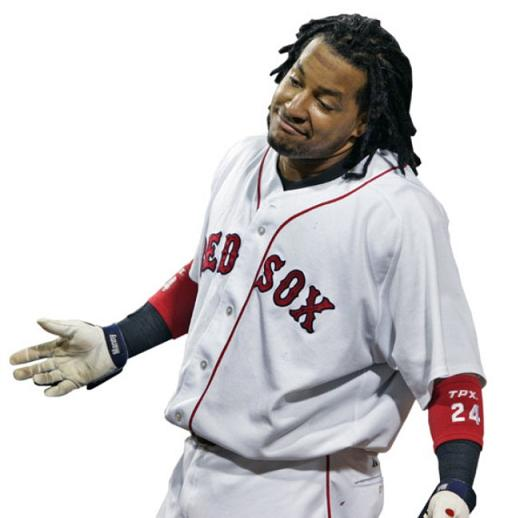 Manny Ramirez can cause teams more trouble than he's worth
