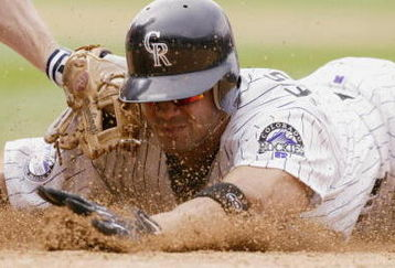 Colorado Rockies remain agressive